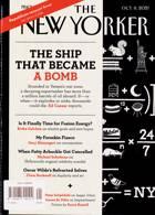 New Yorker Magazine Issue 11/10/2021