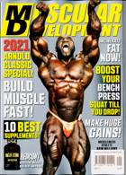Muscular Development Usa Magazine Issue SEP 21