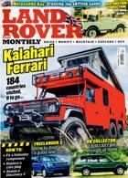 Land Rover Monthly Magazine Issue DEC 21