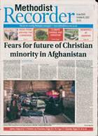 Methodist Recorder Magazine Issue 08/10/2021