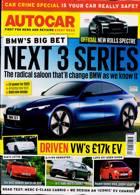 Autocar Magazine Issue 06/10/2021