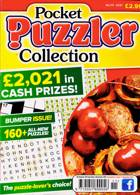 Puzzler Pocket Puzzler Coll Magazine Issue NO 111
