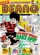 Beano Magazine Issue 09/10/2021