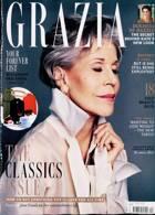Grazia Magazine Issue 18/10/2021