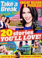 Take A Break Fiction Feast Magazine Issue NOV 21