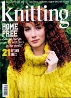 Knitting Magazine Issue KM223