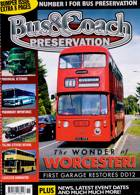Bus And Coach Preservation Magazine Issue NOV 21
