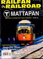 Railfan & Railroad Magazine Issue SEP 21