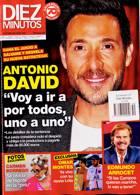 Diez Minutos Magazine Issue NO 3659