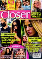 Closer Magazine Issue 09/10/2021