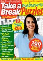 Tab My Favourite Puzzles Magazine Issue NOV 21