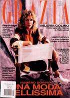 Grazia Italian Wkly Magazine Issue NO 41