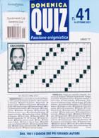 Domenica Quiz Magazine Issue NO 41