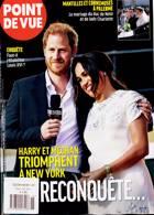 Point De Vue Magazine Issue NO 3815