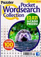 Puzzler Q Pock Wordsearch Magazine Issue NO 228