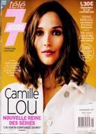 Tele 7 Jours Magazine Issue NO 3201