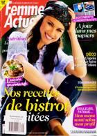 Femme Actuelle Magazine Issue NO 1932