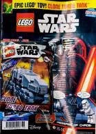 Lego Star Wars Magazine Issue NO 76