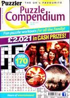 Puzzler Q Puzzler Compendium Magazine Issue NO 354