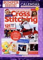 World Of Cross Stitching Magazine Issue NO 313