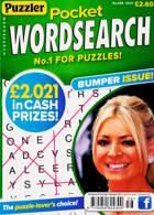 Puzzler Pocket Wordsearch Magazine Issue NO 456