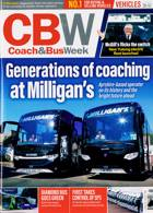 Coach And Bus Week Magazine Issue NO 1494