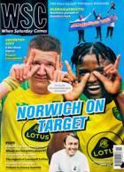 When Saturday Comes Magazine Issue NOV 21