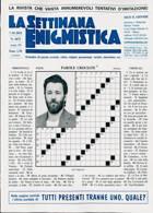 La Settimana Enigmistica Magazine Issue NO 4672