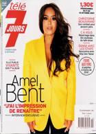 Tele 7 Jours Magazine Issue NO 3202