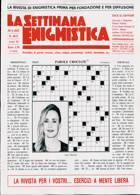 La Settimana Enigmistica Magazine Issue NO 4671