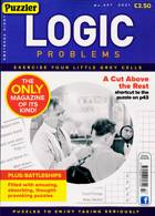 Puzzler Logic Problems Magazine Issue NO 447