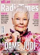Radio Times London Edition Magazine Issue 09/10/2021