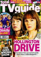 Total Tv Guide England Magazine Issue NO 39