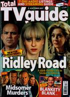 Total Tv Guide England Magazine Issue NO 40