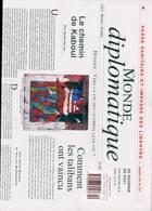 Le Monde Diplomatique Magazine Issue NO 810