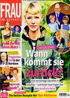 Frau Im Spiegel Weekly Magazine Issue 35