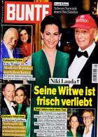 Bunte Illustrierte Magazine Issue 35