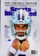Sports Illustrated Special Magazine Issue FBALL PREV