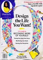 O Quarterly Magazine Magazine Issue FALL