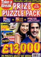 Tab Prize Puzzle Pack Magazine Issue NO 30