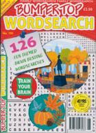 Bumper Top Wordsearch Magazine Issue NO 195