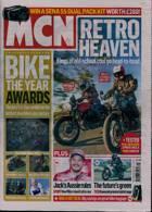 Motorcycle News Magazine Issue 13/10/2021