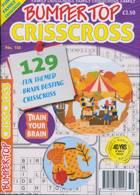 Bumper Top Criss Cross Magazine Issue NO 150