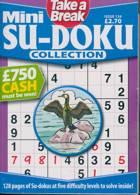 Tab Mini Sudoku Collection Magazine Issue NO 134
