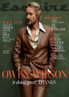 Esquire Usa Magazine Issue SEP 21