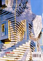 Architectural Record Magazine Issue AUG 21