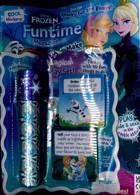 Frozen Funtime Magazine Issue NO 28
