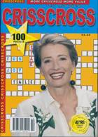 Yet Another Criss Cross Mag Magazine Issue NO 19