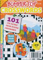 Bumper Top Crosswords Magazine Issue NO 101