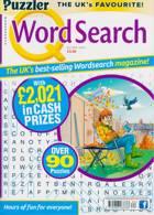Puzzler Q Wordsearch Magazine Issue NO 562